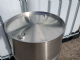 205 Litre Brand New Old Stock Stainless Steel Tighthead / Twin Bung Drum